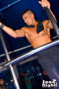 Strip-teaseur Aaron Perpignan Céret , Prades